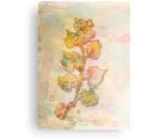 Autumn Leaves large decorative art prints Canvas Print