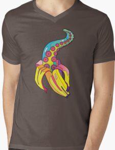 Bananacle Mens V-Neck T-Shirt