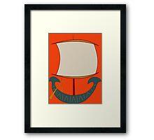 Boat #1 Framed Print