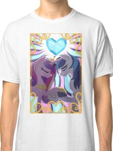 Princess Cadence & Shining Armor Classic T-Shirt