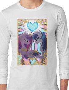 Princess Cadence & Shining Armor Long Sleeve T-Shirt