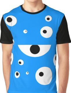 Nuclear Throne - Eyes Graphic T-Shirt