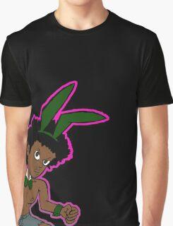 Super Bambaataa rabbit form Graphic T-Shirt