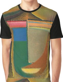 Vintage famous art - Alexei Jawlensky  - Abstract Head Graphic T-Shirt