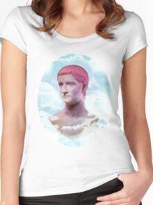 Gaius Julius Women's Fitted Scoop T-Shirt