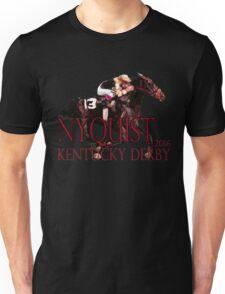 Nyquist 2016 Kentucky Derby Unisex T-Shirt