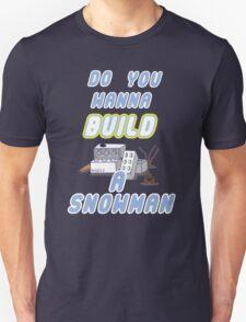Winter Build T-Shirt