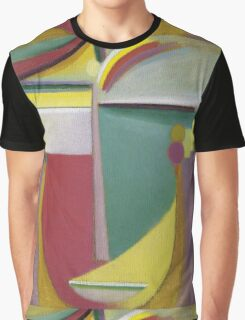 Vintage famous art - Alexei Jawlensky  - Abstract Head Inner Vision Graphic T-Shirt