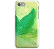 Fresh Leaf iPhone Case/Skin