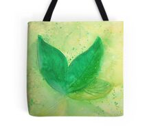Fresh Leaf Tote Bag