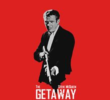 The Getaway - Steve McQueen Unisex T-Shirt