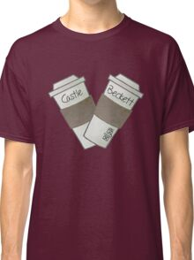coffee heart Classic T-Shirt