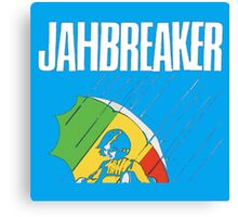 Jah Breaker Canvas Print
