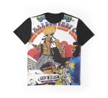 Jimmy Cliff : The Harder They Come Graphic T-Shirt