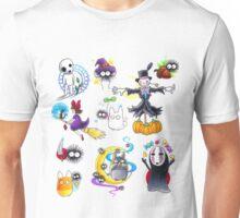 Ghibli Flash Mash Up Unisex T-Shirt