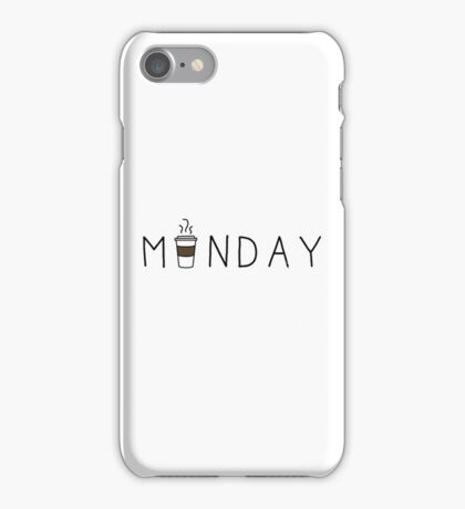 Castle Monday iPhone Case/Skin