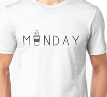 Castle Monday Unisex T-Shirt
