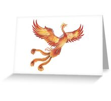Harry Potter and the Order of the Phoenix Greeting Card