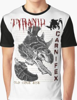 Tyranid Old One Eye Graphic T-Shirt