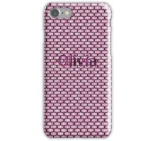 Olivia iPhone Case/Skin