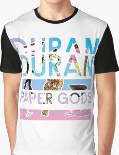 DURAN DURAN PAPER GODS TOUR 2016 Graphic T-Shirt
