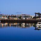 Raby Bay - Qld Australia by Beth  Wode