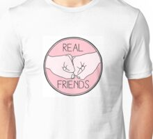 REAL FRIENDS Unisex T-Shirt