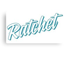 Ratchet [Rupaul's Drag Race] Canvas Print