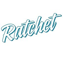 Ratchet [Rupaul's Drag Race] Photographic Print