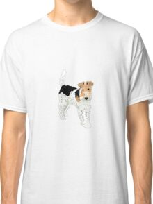 Wire Hair Fox Terrier Classic T-Shirt
