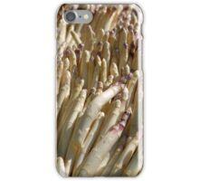 Bayonne France Asparagus. Asparagus officinalis, iPhone Case/Skin
