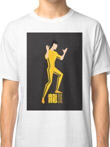 Yellow Jumpsuit Classic T-Shirt