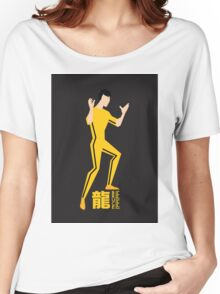 Yellow Jumpsuit Women's Relaxed Fit T-Shirt