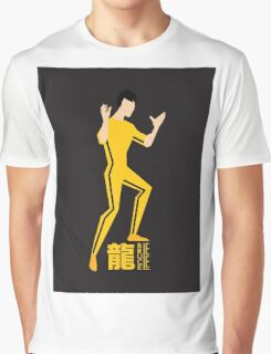 Yellow Jumpsuit Graphic T-Shirt