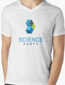 Science Party Australia (Light) Mens V-Neck T-Shirt