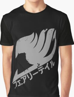 Mark Of Fairy Tail Guild Graphic T-Shirt