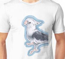 Zeke the Cockatiel Unisex T-Shirt
