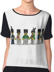 French Infantry Minifigs  Chiffon Top