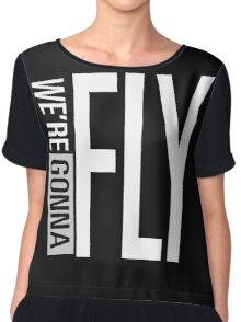 we're gonna fly got 7 Chiffon Top
