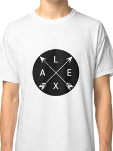 Lexa crossed arrows (The 100) Classic T-Shirt