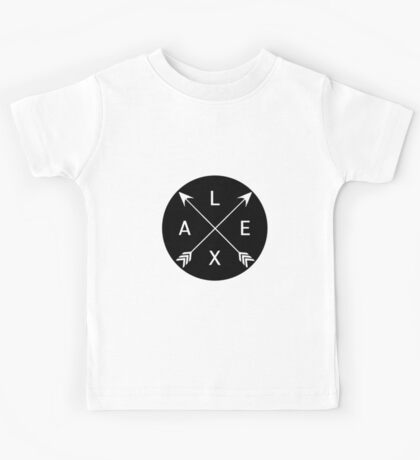 Lexa crossed arrows (The 100) Kids Tee