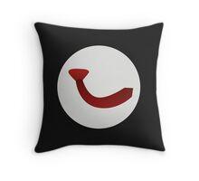Luther Icon Throw Pillow