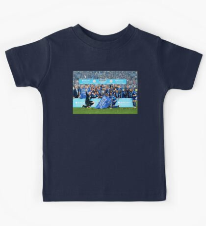 Leicester City Title Celebrations #LCFC (T-shirt, Phone Case & more)  Kids Tee