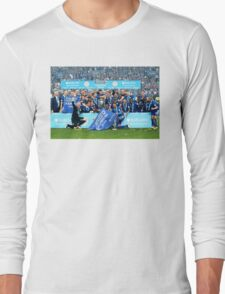 Leicester City Title Celebrations #LCFC (T-shirt, Phone Case & more)  Long Sleeve T-Shirt