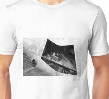 Waiting room - Melbourne Australia Unisex T-Shirt