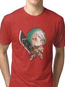 Riven Chibi - Lol Tri-blend T-Shirt