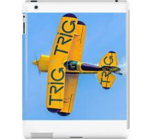 Pitts S-1D Special G-IIIP iPad Case/Skin