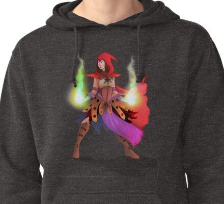 Fel Magic Pullover Hoodie