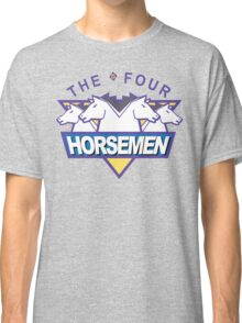 The Four Horsemen Ric Flair 4 Arn Anderson Tully Blanchard Ole Anderson Classic T-Shirt