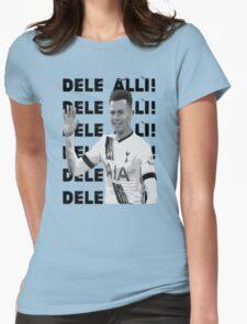 Dele Alli! Dele Alli! Womens Fitted T-Shirt